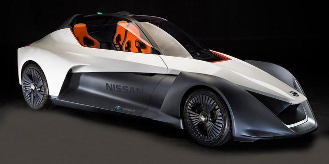Nissan reveals updated BladeGlider concept (Video)