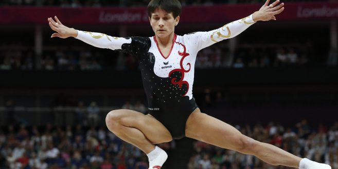 Olympics 2016: Female gymnast prepares for 7th Olympics at 41