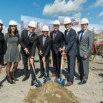 Construction begins on Quebec's fourth and latest Porsche Centre