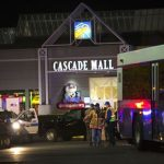 Five dead in Washington mall shooting, police say