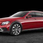 New Mercedes E-Class All-Terrain Revealed (Video)