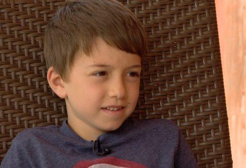 Ontario boy gets 'bristle brush' lodged in throat