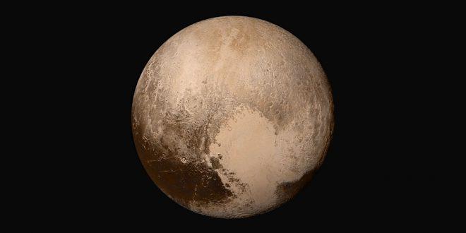 Pluto may have a secret super salty liquid ocean; says new study