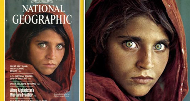 "Nat'l Geographic 'Afghan girl' arrested in Pakistan ""Report"""
