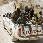 Turkish army Kills 200 Syrian Kurdish Militants in Airstrikes