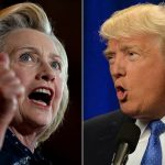 Donald Trump Hillary Clinton US presidential latest poll: Trump leads by 1 point in new national poll