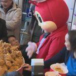 Jollibee opens first restaurant in Canada