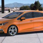 2017 Chevrolet Cruze Hatchback: Smart-driving SUV Alternative (Video)