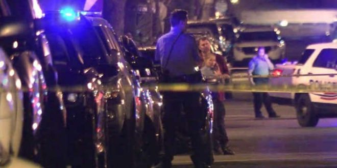 Two DC Police Officers Shot, Suspect Dead