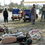 12 police killed in Afghanistan checkpoint attack