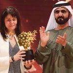 Maggie MacDonnell, Teacher wins $1m best-teacher prize in Dubai