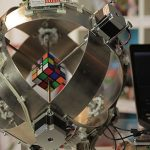 Robot breaks fastest Rubik's Cube solving record (Video)
