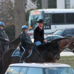 Ryan Zinke: New Interior Secretary Rides A Horse To First Day On The Job