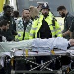 UK police arrest eight in London terror-attack probe: report