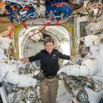 Female NASA astronaut to stay on the ISS for an additional three months