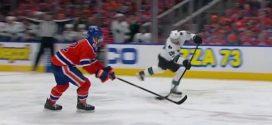 San Jose Sharks beat Edmonton Oilers 3-2 in overtime in Game 1