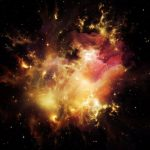 Scientists snap incredible image of two stars' explosive collision (Photo)