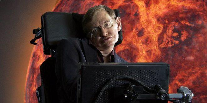 Professor Stephen Hawking says humans must leave Earth in 100 years, or else