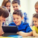 Tablet use 'slows learning to speak for children', says new research