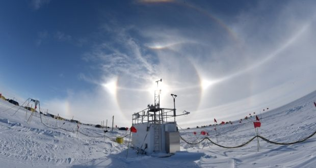 Antarctic ice melt tied to El Nino warming, finds new research