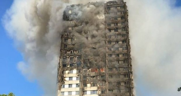 London Fire: At Least Six Deaths Confirmed, Dozens Hospitalized