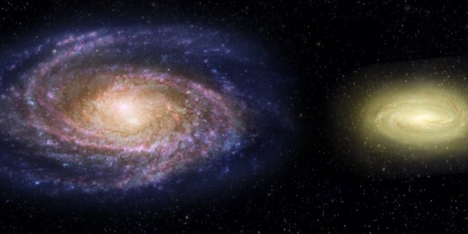 Scientists find massive disk-shaped dead galaxy