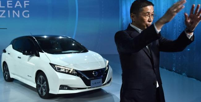 Nissan Leaf Launched With Stunning Features (Video)