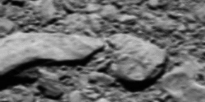 Picture: ESA unveils last surprise from Rosetta