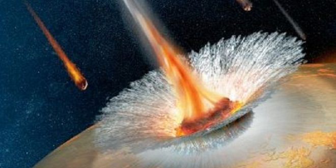 Researchers Find Hottest Temperature On Earth In Meteorite Impact