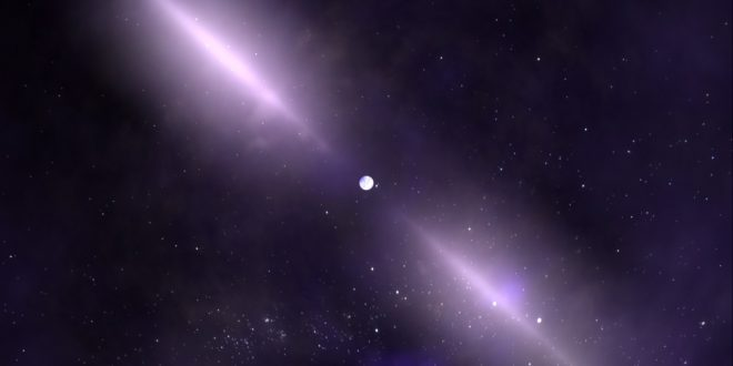 Researchers find second-fastest-spinning pulsar