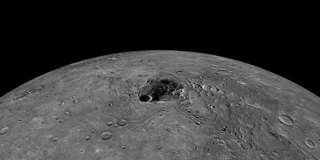 Scientists identify three new craters near Mercury's north pole