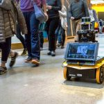 Video: This robot can follow rules of pedestrians