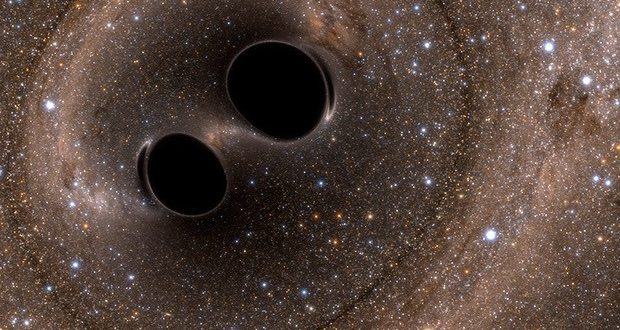 For the first time, scientists detect gravitational waves