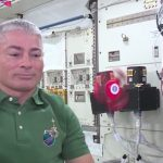 NASA Astronauts finally brought a fidget spinner into space (Video)
