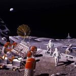 NASA and Russia will cooperate to build moon's first space station