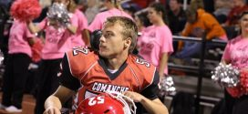 Oklahoma: Comanche senior scores 65-yard touchdown in a wheelchair