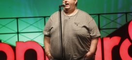 Round-faced comic Ralphie May dies aged 45 after heart attack