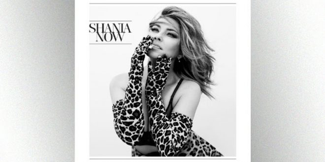 Singer Shania Twain's Now tops Billboard 200 chart