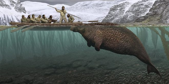 Ancient sea monster found for first time ever (Photo)