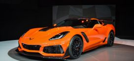 Corvette unleashes the 2019 ZR1: The most powerful 'Vette ever (Photo)