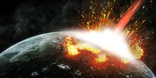 'Doomsday' Asteroid That Could Crash Into Earth (NASA)