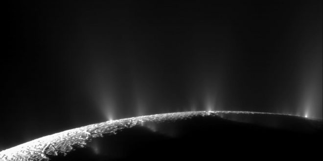 Powering Saturn's Active Ocean Moon, says new research