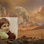 Young Russian Boriska Kipriyanovich Claims He's From Mars