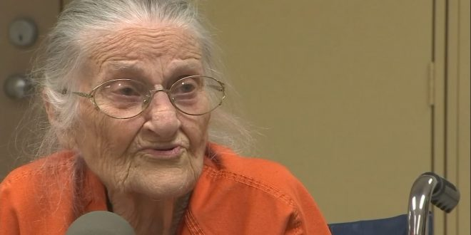 93-year-old woman arrested for not paying rent