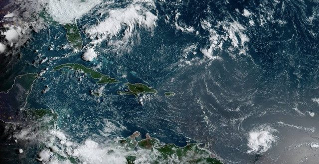 Hurricane Dorian 2019 Strengthens Slightly, Can We Nuke Hurricanes?