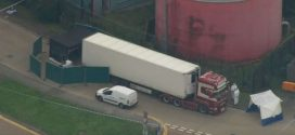 UK bodies found in truck at Waterglade Industrial Park (Reports)