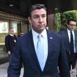 Duncan Hunter resignation from Congress on Tuesday