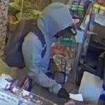 Pharmacy robber sick child, 'Give me all the money'