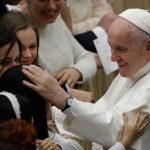 Pope Francis kisses nun, Pope Negotiates Papal Kiss After Controversy