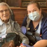 Connie Titchen, Britain's oldest coronavirus survivor